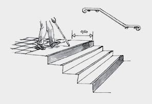 Croquis escalier