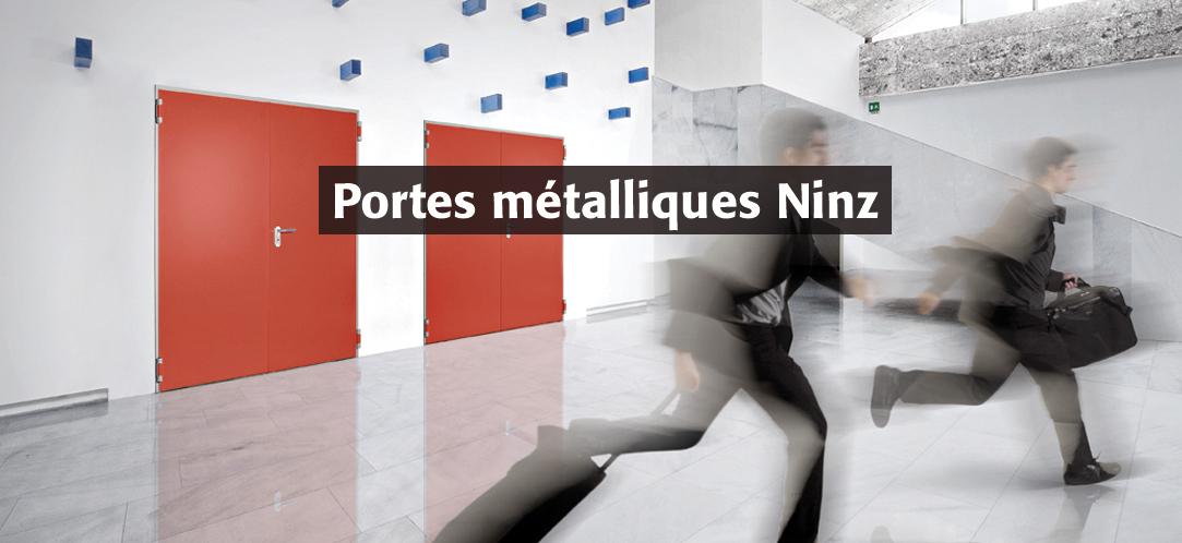 Portes métalliques Ninz - Portes métalliques b3a27f8b236