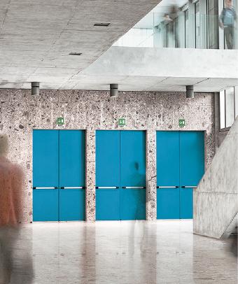 Portes métalliques Ninz - Porte Proget 05f3e6cb487
