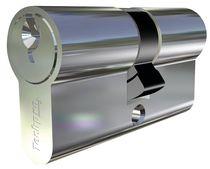 Cylindre Tech 5+ numéro stock 1 nickelé