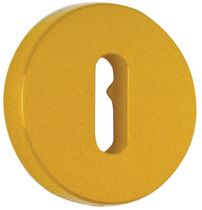 Rosace ronde r92 et s80 jaune 22