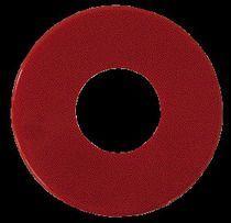 Rosace ronde r92 et s80 rouge 12