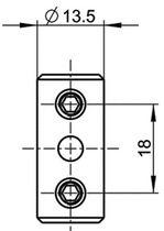 Manchon tringle ventus f200