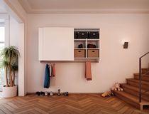 Eku frontino 20 h fs meuble haut et bas pour 2 portes bois