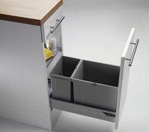Poubelle de tiroir pour tandembox pour meuble de 400 mm