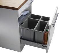 Poubelle de tiroir pour tandembox pour meuble de 600 mm