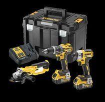 Lot 3 outils XR 18V