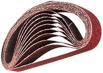 Bande abrasive pour ponceuse Makita largeur 6 mm / longueur 533 mm