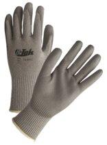 Gant anti-coupure pu gris