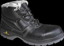Chaussure hiver fourrée S3 mi-haute