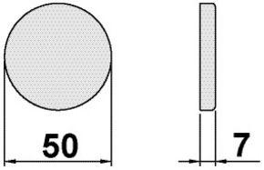 Ensembles aluminium minéral Open Line montage standard