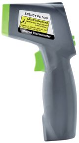 Thermomètres infrarouge