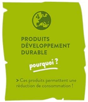 Produits développement durable